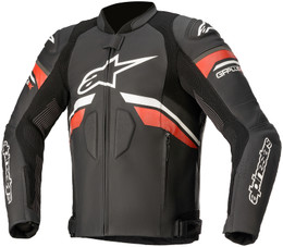 Alpinestars GP Plus R V3 Rideknit Black White Brown Light Jacket