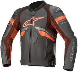 Alpinestars GP Plus R V3 Rideknit Black Red Flouro Light Jacket