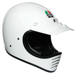 AGV X101 White Helmet