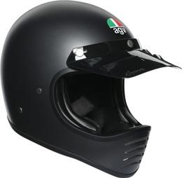 AGV X101 Matte Black Helmet