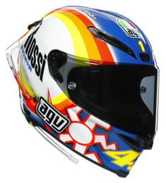 AGV Pista GP RR Limited Winter Test 2005 Helmet