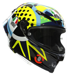 AGV Pista GP RR Rossi Winter Test 2020 Helmet