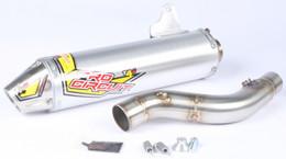 Pro Circuit T-4 Slip-On Exhaust - 4H85600