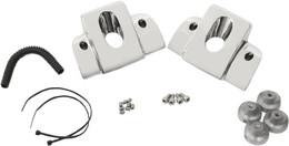 Drag Specialties Spark Plug Cover - Chrome - Twin Cam  -  0940-1317