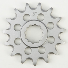 Fly Racing Countershaft Front Steel Sprocket 15T - MX-190615-4