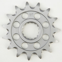 Fly Racing Countershaft Front Steel Sprocket 15T - MX-539915-4