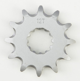 Fly Racing Countershaft Front Steel Sprocket 12T - MX-190612-4