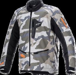 Alpinestars Venture Xt Mojave Camo Orange Fluo Jacket