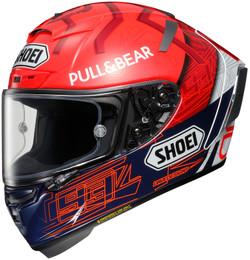 Shoei X-14 Marquez 6 TC-1 Helmet