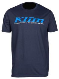 Klim K Corp Navy-Electric Blue Lemonade Short Sleeve Tee