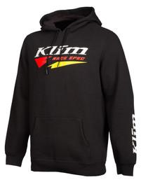 Klim Race Spec Black-High Risk Red Hoodie