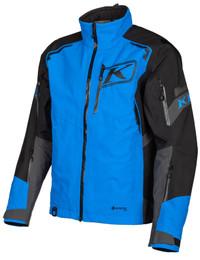 Klim Valdez Electric Blue Lemonade-Black Jacket