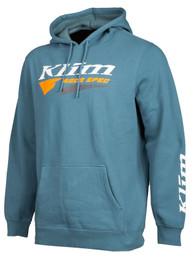 Klim Race Spec Petrol-Strike Orange Hoodie