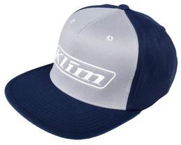 Klim Slider Navy-White Hat