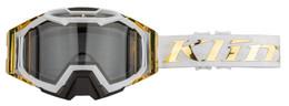 Klim Viper Pro Camo-Gold Smoke Assault Polarized Snow Goggle