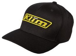 Klim Corp Black-Yellow Hat
