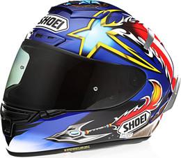 Shoei X-14 Norick 04 TC-2 Helmet
