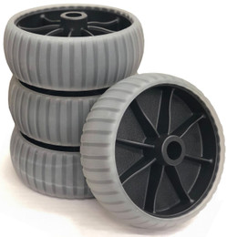 Caliber Sled Dolly Replacement Sled Wheels 4/Pk - 13578