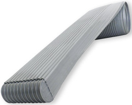 """Caliber Bunk Wrap 250 Ft. Bulk Roll Grey 2X4"""" - 23068"""