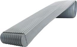 """Caliber Bunk Wrap 250 Ft. Bulk Roll Grey 2X6"""" - 23070"""