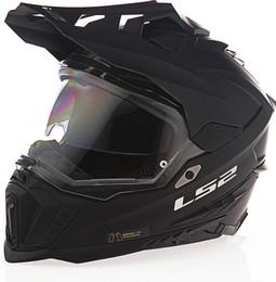 LS2 Explorer Solid Matte Black Helmet