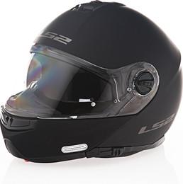 LS2 Strobe Solid Matte Black Helmet