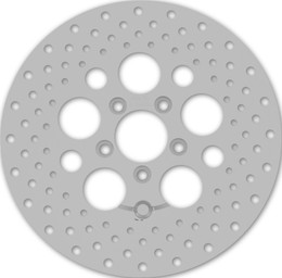 Harddrive Ss Drilled Rr Rotor 11.8 Touring 08-13 (11-072)