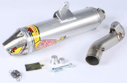 Pro Circuit T-4 Slip-On Exhaust - 4H00650S
