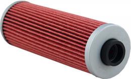 Hiflofiltro Oil Filter - HF161