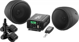 BOSS AUDIO MC520 SPEAKER SYSTEM BLACK 600W (MCBK520B)