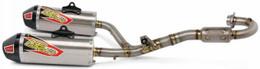 Pro Circuit Ti-6 Titanium Dual Exhaust System - 0311625F2