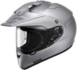 Shoei Hornet X2 Silver Helmet