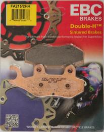 EBC Double-H Sintered Metal Brake Pads FA215 2HH