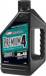 Maxima Maxum 4 Premium 10W-40 Liter - 34901