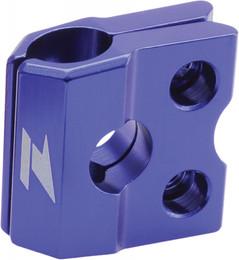 ZETA BRAKE LINE CLAMP (BLUE) (ZE92-0207)