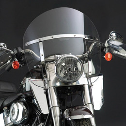 National Cycle Switchblade Chopped Windshield (Clear) - N21427
