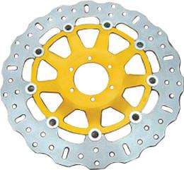 EBC Contour Rear Disc Rotor MD648C