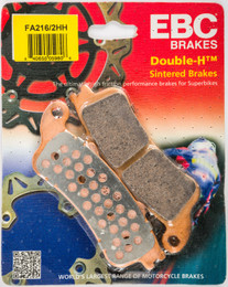 EBC Double-H Sintered Metal Brake Pads FA216 2HH