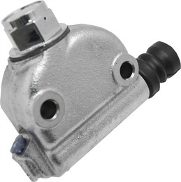HARDDRIVE REAR MASTER CYLINDER RAW BLASTED FINISH (22-044)