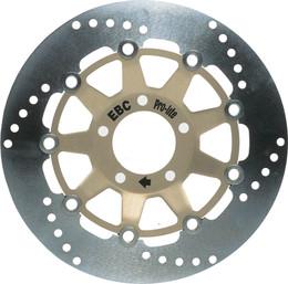 EBC Street Brake Disc Rotor MD662X