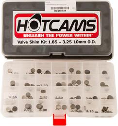 Hot Cams Valve Shim Kit 87Pc Ktm - HCSHIM31