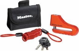 """MASTER LOCK 3"""" DISC BRAKE LOCK (8304DPS)"""