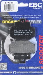EBC Brake Pads SFA321
