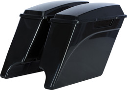 Harddrive Abs Stretched Sbags W/Lids Touring 14-Up - CFP-HL1584-001R