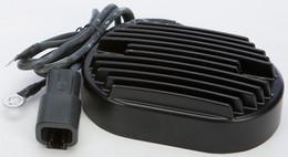 Harddrive Regulator Black Softail 01-06 (H1001)