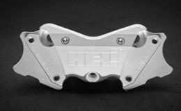 Helibars Handlebar Risers W/Ram Ball - HR01032