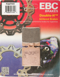 EBC Double-H Sintered Brake Pads FA47HH