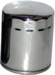 HIFLOFILTRO OIL FILTER (CHROME) (HF170C)