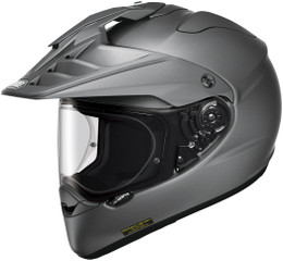 Shoei Hornet X2 Deep Matte Grey Helmet