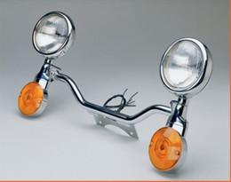 National Cycle Light Bar Hon Vt1100 C3 Aero - N933